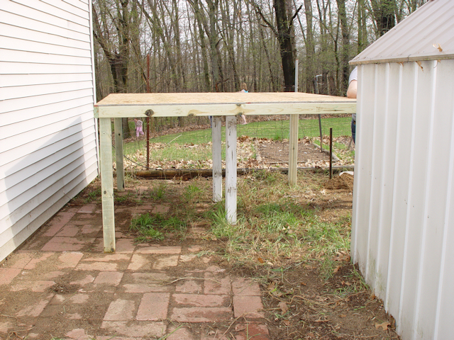 DIY Chicken Coop Construction Part 4 - Ground Prep and Base